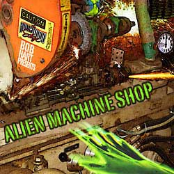 Alien Machine Shop Sound Effects