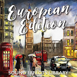 European Edition Sound Effects