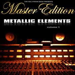 Master Edition Volume 1 Metallic Elements