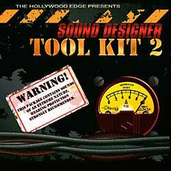 Sound Designer Toolkit 2