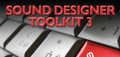 Sound Designer Toolkit 3