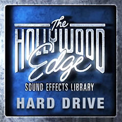 The Hollywood Edge Complete Sound Effects Collection