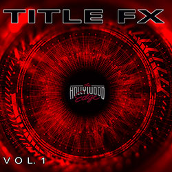 Title FX Volume 1 Production Elements